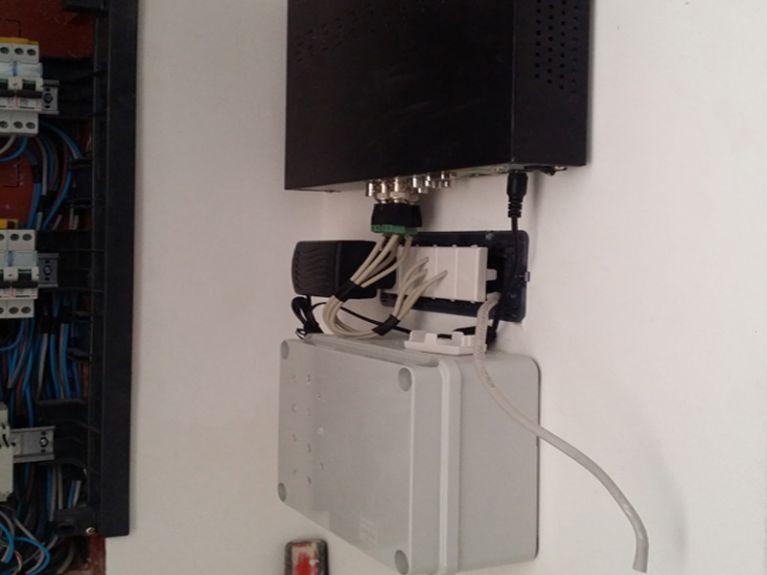 Progettazione impianti elettrici attività di impianti di videosorveglianza BariEdil Progetti di Mazzetti Renato